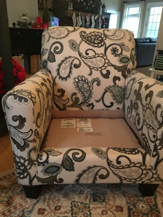 Armchair Before