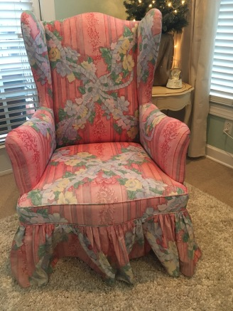 Wingback Before