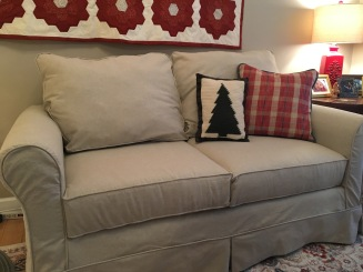 Loveseat After