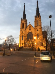 St. Andrew's Cathedral in Roanoke VA