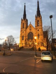 St. Andrew's Cathedral in Roanoke VA