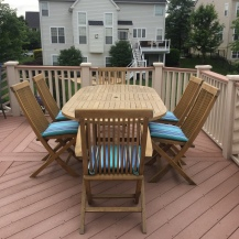 chair pads for patio table