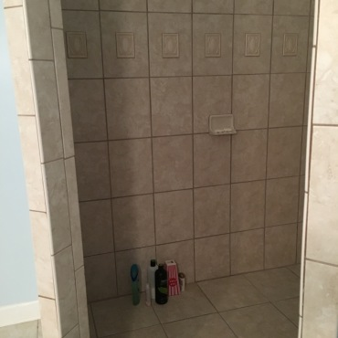 Big shower
